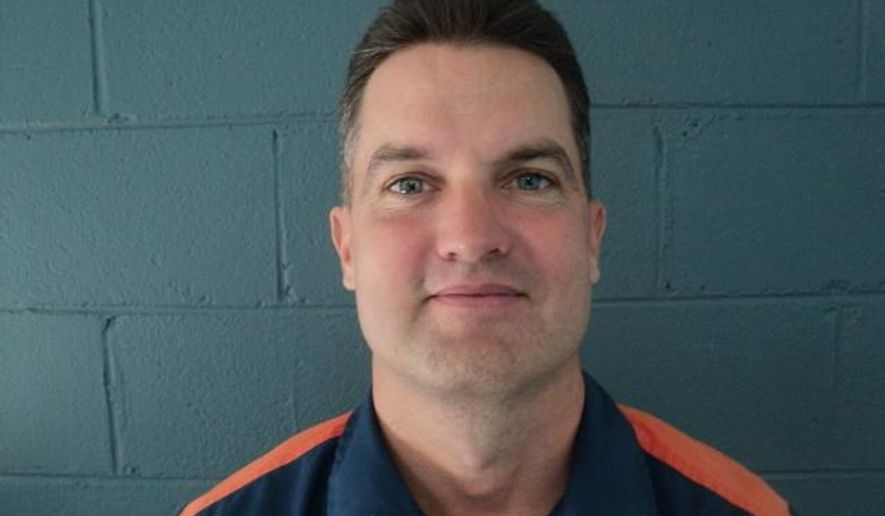 """In this Oct. 7, 2016 photo released by the Michigan Department of Corrections, Jonathan Schmitz is shown. The Supreme Court rejected an appeal Monday, Aug. 14, 2017 from the family of Scott Amedure, a guest murdered days after he admitted a secret crush on Schmitz during a taping of the """"Jenny Jones Show."""" Schmitz was granted parole after a March 2017 hearing and is scheduled to be released from Parnall Correctional Institution the week of August 21, 2017. (Michigan Department of Corrections)"""