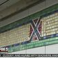 New York City's subway system has announced it will modify tile mosaics in the Times Square station that resemble Confederate flags. (FOX 5)