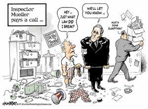 Inspector Mueller pays a call