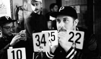 Portugal the Man.  (Maclay Hariot)