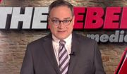 Rebel Media founder Ezra Levant told Reuters on Aug. 21, 2017, that a technology company has shut down the website's domain. The action prevents many people from around the world from accessing content. (YouTube, Rebel Media)