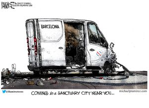 Coming to a sanctuary city near you ...