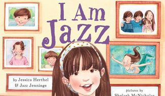 "A teacher at Rocklin Academy in Sacramento, California, reportedly used ""I Am Jazz"" as part of a kindergarten lesson on transgender identity, upsetting parents who were not made aware of the lesson plan in advance. (Amazon.com)"