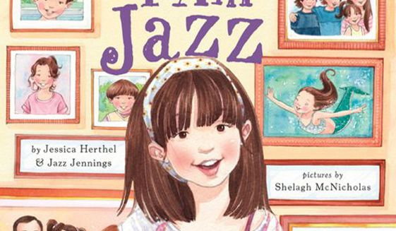 """A teacher at Rocklin Academy in Sacramento, California, reportedly used """"I Am Jazz"""" as part of a kindergarten lesson on transgender identity, upsetting parents who were not made aware of the lesson plan in advance. (Amazon.com) **FILE**"""
