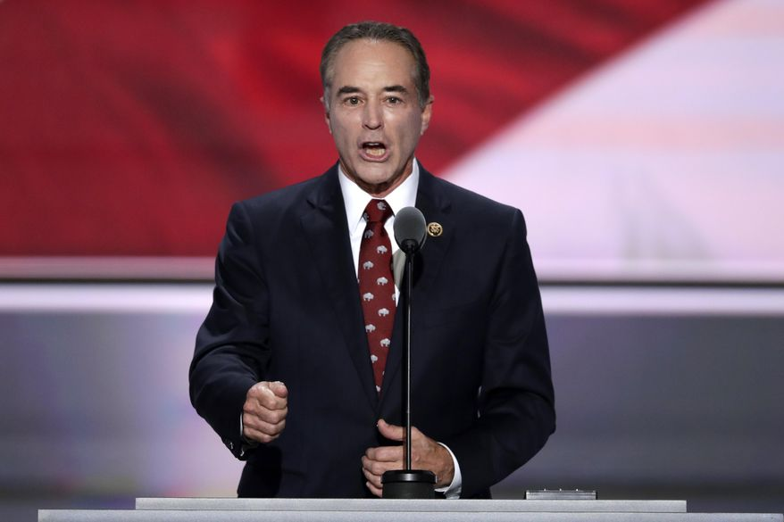 Rep. Chris Collins of New York, who supports the state and local tax deduction, said he was encouraged by a dinner Monday evening with other House Republicans suggesting an accommodation will be made to keep the deduction.
