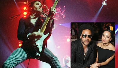 """Lenny Kravitz is a singer, songwriter, actor and record producer. His """"retro"""" style incorporates elements of rock, blues, soul, R&B, funk, jazz, reggae, hard rock, psychedelic, pop, folk, and ballads. In addition to singing lead and backing vocals, Kravitz often plays all of the instruments himself when recording. He won the Grammy Award for Best Male Rock Vocal Performance four years in a row from 1999 to 2002, breaking the record for most wins in that category as well as setting the record for most consecutive wins in one category by a male. He has been nominated for and won other awards, including American Music Awards, MTV Video Music Awards, Radio Music Awards, Brit Awards, and Blockbuster Entertainment Awards. He was also ranked number 93 on VH1's 100 Greatest Artists of Hard Rock. On December 1, 2011, Kravitz was made an Officer of the Ordre des Arts et des Lettres. He played Cinna in the Hunger Games film series"""