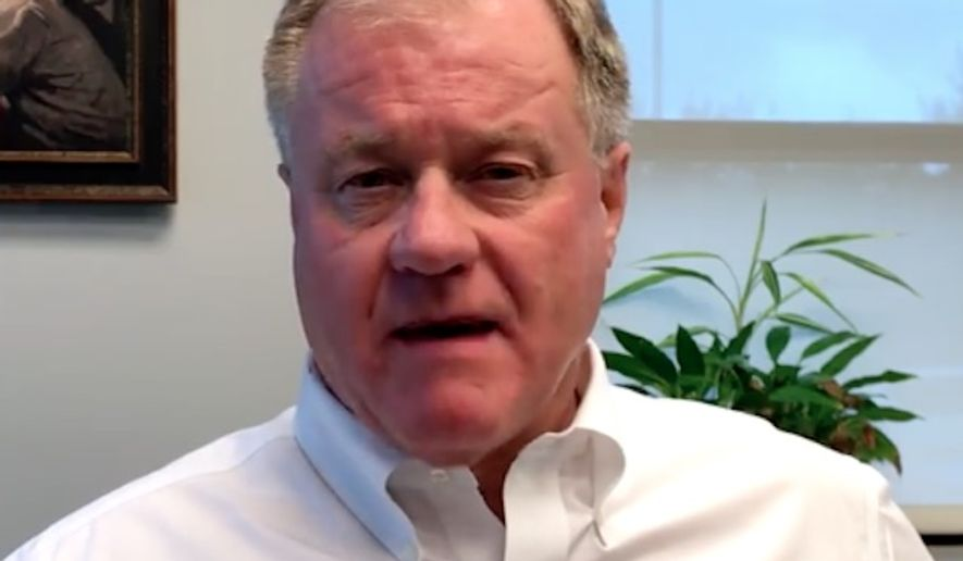 Scott Wagner, a Pennsylvania state senator seeking the Republican nomination for governor, said he has no plans to apologize for a rant denigrating liberal billionaire George Soros that religious leaders have deemed anti-Semitic. (Facebook/@Scott Wagner)