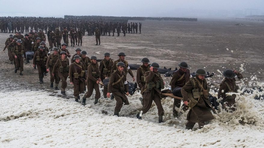 """A scene from the motion picture """"Dunkirk."""""""