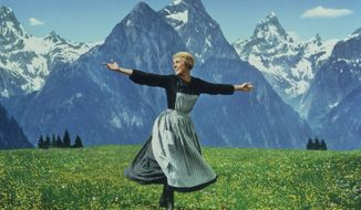 "Promotional art for the 1965 film ""The Sound of Music"" via the Internet Movie Database (IMDb.com)"