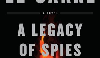 BOOK REVIEW: A LEGACY OF SPIES