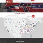 "Southern Poverty Law Center ""hate map"" has come under heated criticism on the right for lumping mainstream conservative organizations with the Ku Klux Klan and neo-Nazis. (SPLC)"