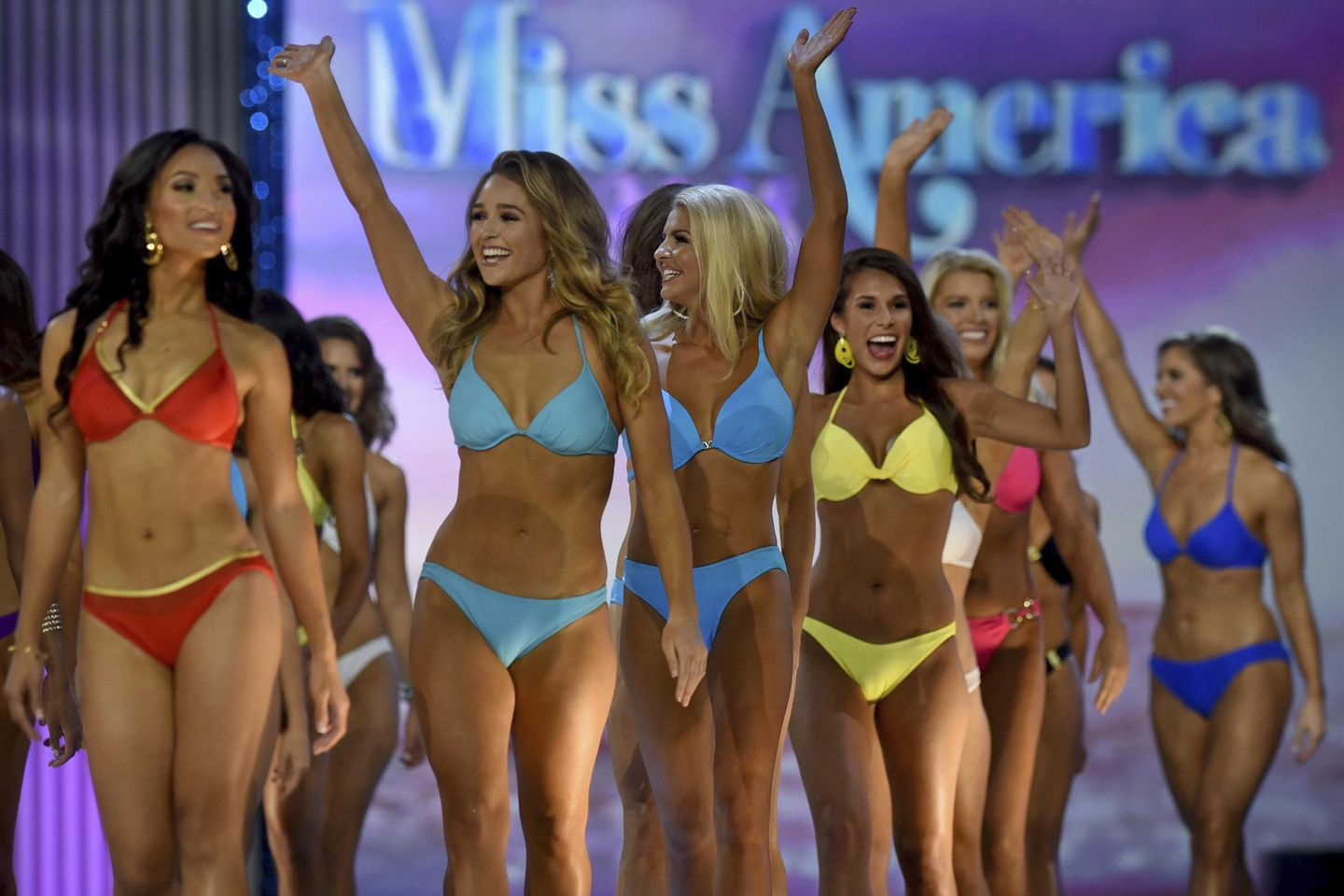 No bikinis, please, we're Christians, pastor said — then changed his mind