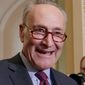 Sen. Chuck Schumer. (Associated Press) ** FILE **