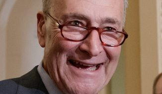 Sen. Chuck Schumer. (Associated Press) ** FILE **