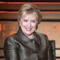 Former Secretary of State Hillary Clinton, shown here at a woman's summit in New York City earlier this year, has a major new book arriving later this week, which could make some Democrats very nervous. (Associated Press)
