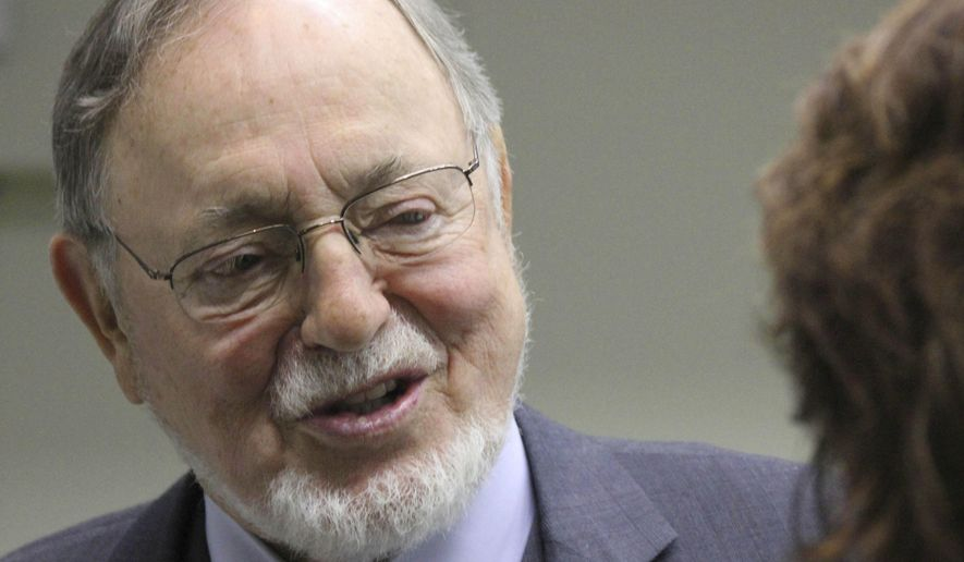 """Until this is solved, we are no longer the Congress of the people. We are just people,"" Rep. Don Young, Alaska Republican, said about earmarks. He even defended the notorious ""Bridge to Nowhere"" that helped end the practice in 2011. (Associated Press/File)"
