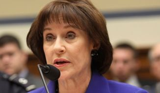 Lois Lerner (AP Photo/Lauren Victoria Burke, File)
