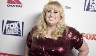 In this Oct. 19, 2016, file photo, Rebel Wilson attends the 5th Annual Australians in Film Awards at NeueHouse Hollywood in Los Angeles. (Photo by Richard Shotwell/Invision/AP, File)