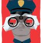 Illustration on Antifa's domestic terrorism by Linas Garsys/The Washington Times