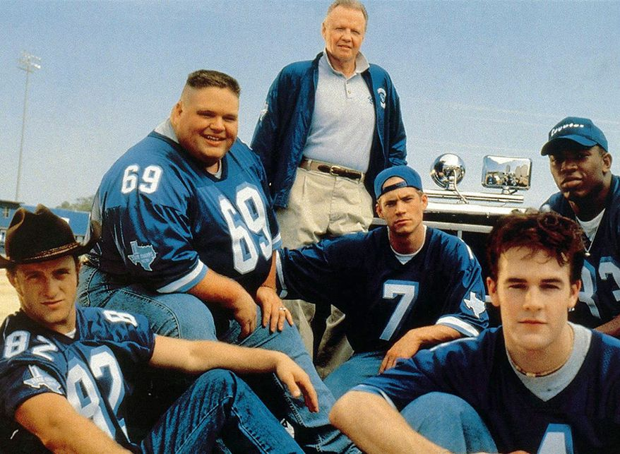 15. Varsity Blues is a (1999) American coming-of-age sports comedy-drama film directed by Brian Robbins that follows a small-town high school football team and their overbearing coach through a tumultuous season. The players must deal with the pressures of adolescence and their football-obsessed community while having their hard coach on their back constantly. In the small (fictional) town of West Canaan, Texas, football is a way of life, and losing is not an option