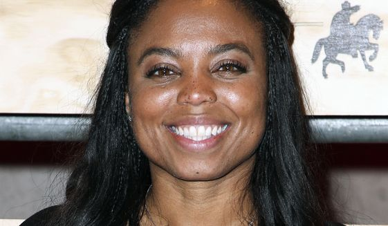 "FILE - This is a Feb. 3, 2017, file photo showing Jemele Hill attending ESPN: The Party 2017 in Houston, Texas. ESPN distanced itself from anchor Jemele Hill's tweets one day after she called President Donald Trump ""a white supremacist"" and ""a bigot."" ""The comments on Twitter from Jemele Hill regarding the president do not represent the position of ESPN,"" the network tweeted Tuesday, Sept. 12, 2017, from its public relations department's account. ""We have addressed this with Jemele and she recognizes her actions were inappropriate."" (Photo by John Salangsang/Invision/AP, File)"