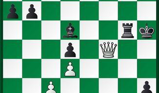 Carlsen-Bu after 34. Ne1.