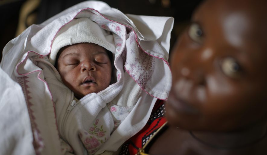 Destitute Ugandan women say they have been abandoned with babies fathered by the tens of thousands of Chinese workers building up the country. (Associated Press/File)