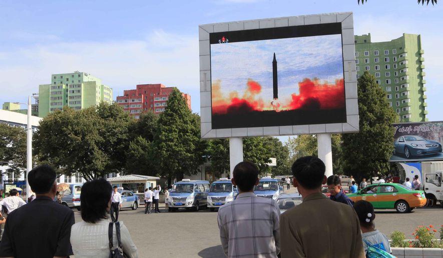 North Korea secretly building nuclear submarine: Report - Washington