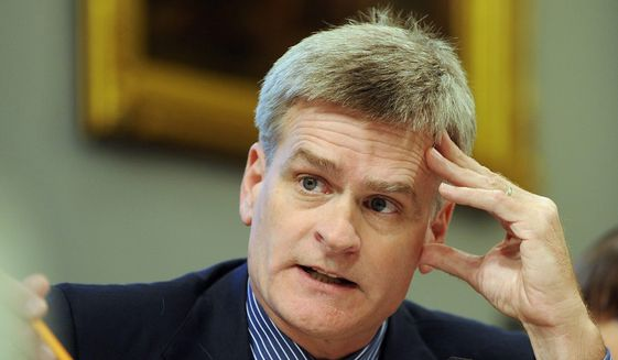 Sen. Bill Cassidy. (Associated Press) ** FILE **