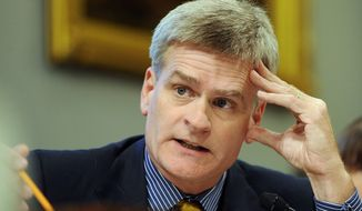Sen. Bill Cassidy. (Associated Press) ** FILE **