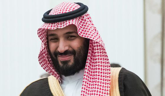 Mohammed bin Salman has made global headlines by calling for aggressive reforms in Saudi Arabia to diversify the economy and promote more cultural openness in the nation's notoriously conservative society. (Associated Press/File)