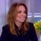 "Jedediah Bila, the only right-leaning voice on ABC's ""The View,"" announced Monday that she's leaving the show to work on her upcoming book and to pursue other opportunities. (ABC)"