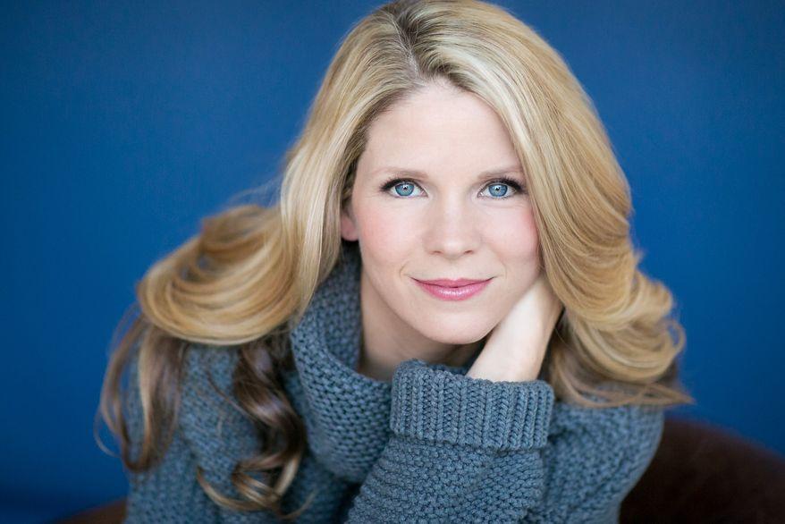 Kelli O'Hara.  (Laura Marie Duncan)