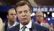 """Former Trump campaign chairman Paul Manafort has called for the release of transcripts of his federally intercepted conversations, saying it would prove """"there is nothing there."""" (Associated Press/File)"""