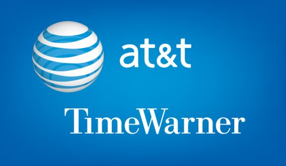 AT&T and Time Warner's proposed merger was blocked Monday by the Justice Department.