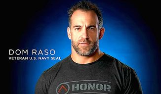 The NRA has introduced a new video as a patriotic response to national anthem protests. The video features former U.S. Navy SEAL Dom Raso. (NRA)