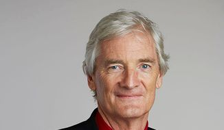 Photo of Sir James Dyson by The Royal Society, via Wikimedia Commons. (Wikimedia Commons) Own work, CC BY-SA 4.0, https://commons.wikimedia.org/w/index.php?curid=43268607