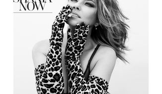 "This cover image released by Mercury Nashville shows ""Now,"" the latest release by Shania Twain. (Mercury Nashville via AP)"