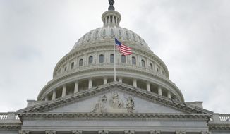 Negative politics in the nation's capital are the greatest threat to the economy says a new poll. About 36 percent cited it as a the concern. (Associated Press)
