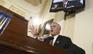 Rep. Brad Wenstrup, Ohio Republican. (Associated Press) ** FILE **
