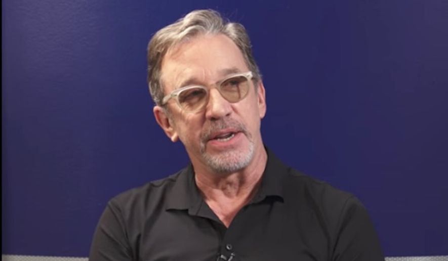 """Tim Allen suggested Tuesday during an appearance on """"Norm Macdonald Live"""" that the abrupt cancellation of his hit ABC sitcom """"Last Man Standing"""" was a political move. (YouTube/@Norm Macdonald)"""