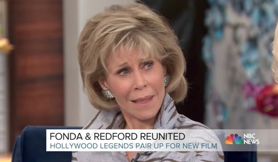 "Jane Fonda said it was ""weird"" that NBC host Megyn Kelly decided to ask her about plastic surgery during an interview Wednesday, saying it probably wasn't the appropriate ""time and place"" when she was there to promote her new movie. (Megyn Kelly TODAY)"