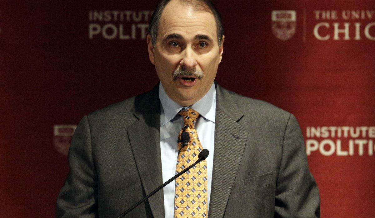 David Axelrod: Trump flushed chances of winning down the toilet with debate performance