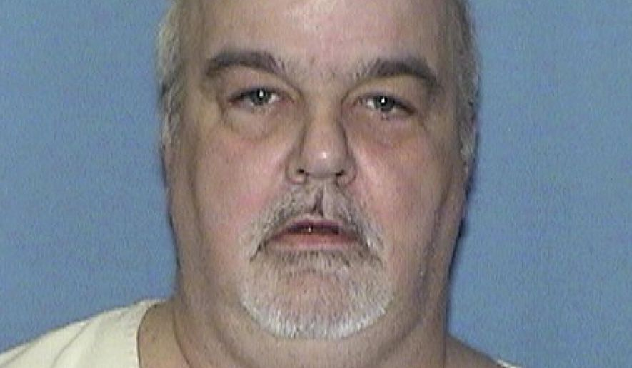 "This undated photo provided by the Illinois Department of Corrections shows Thomas Kokoraleis. Illinois authorities refused Friday, Sept. 29, 2017, to release Kokoraleis, a parole-eligible convicted murderer who is suspected of being part of the notorious ""Ripper Crew"" that brutally killed as many as 20 women in the 1980s, determining that he lacks an approved place to live. Kokoraleis was scheduled to be released on parole after serving 35 years in prison for the 1982 slaying of a suburban Chicago woman. (Illinois Department of Corrections via AP)"