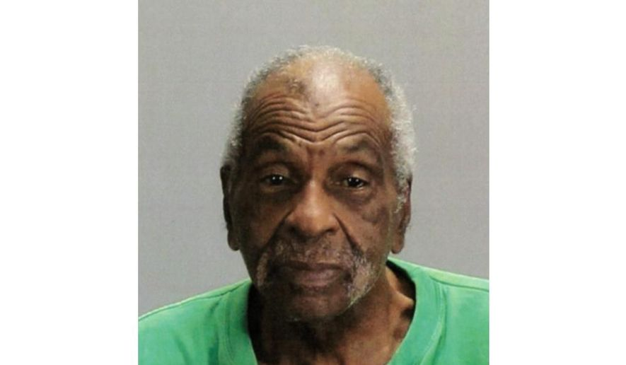 This undated photo provided by the Clayton County Sheriff's Office shows Murray Blackmon. Authorities say a Craigslist scammer has been arrested following a deadly hit-and-run in a store parking lot. In a statement, Clayton County Sheriff Victor Hill says Blackmon was arrested Friday, Sept. 29, 2017, and is facing multiple charges, including homicide by vehicle. (Clayton County Sheriff's Office via AP)