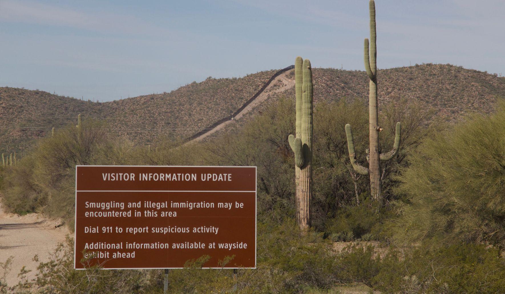 Successful border enforcement saves habitat, visitor security on National Park Service land