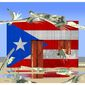 Illustration on rebuilding Pueto Rico's economic structures by Alexander Hunter/The Washington Times