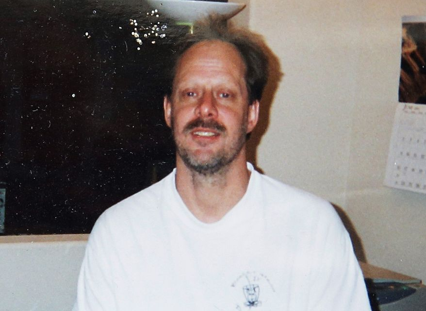 Stephen Craig Paddock, 64, was estranged from his family and lived with a 62-year-old woman in a one-story, three-bedroom home about 80 miles north of Las Vegas that he purchased in 2015 for about $370,000. The woman, Marilou Danley, was in the Philippines when he carried out the massacre. (Associated Press)