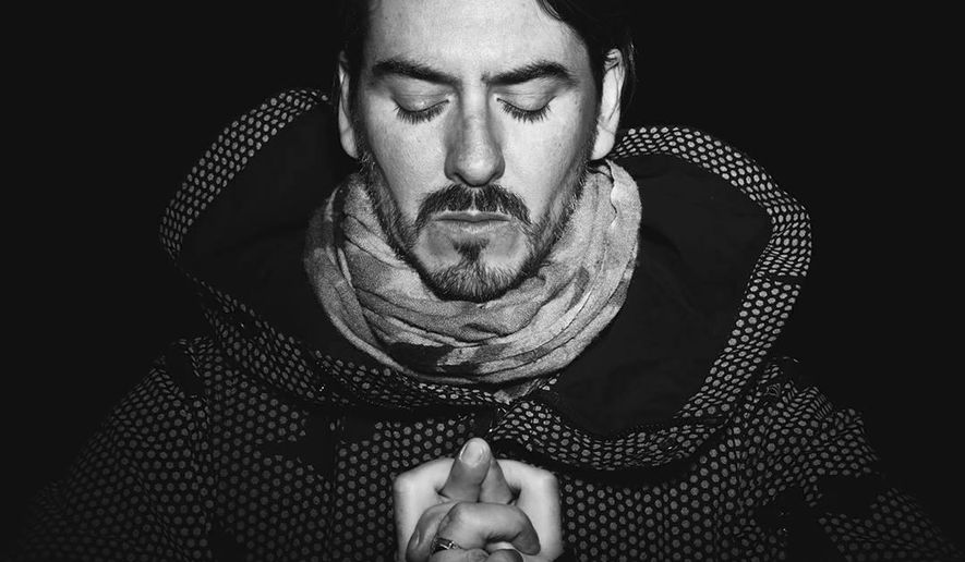 "This cover image released by BMG shows ""In///Parallel,"" the latest release by Dhani Harrison. (BMG via AP)"