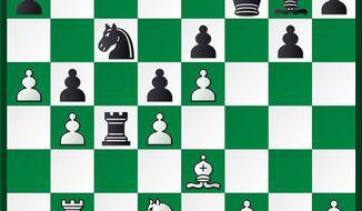 Raskin-Kasparov after 29. Nd2.